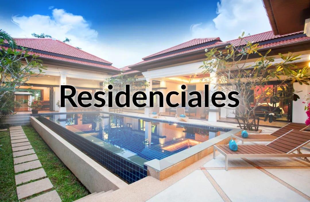 Residenciales